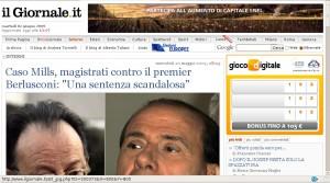 il Giornale - 20 maggio 2009